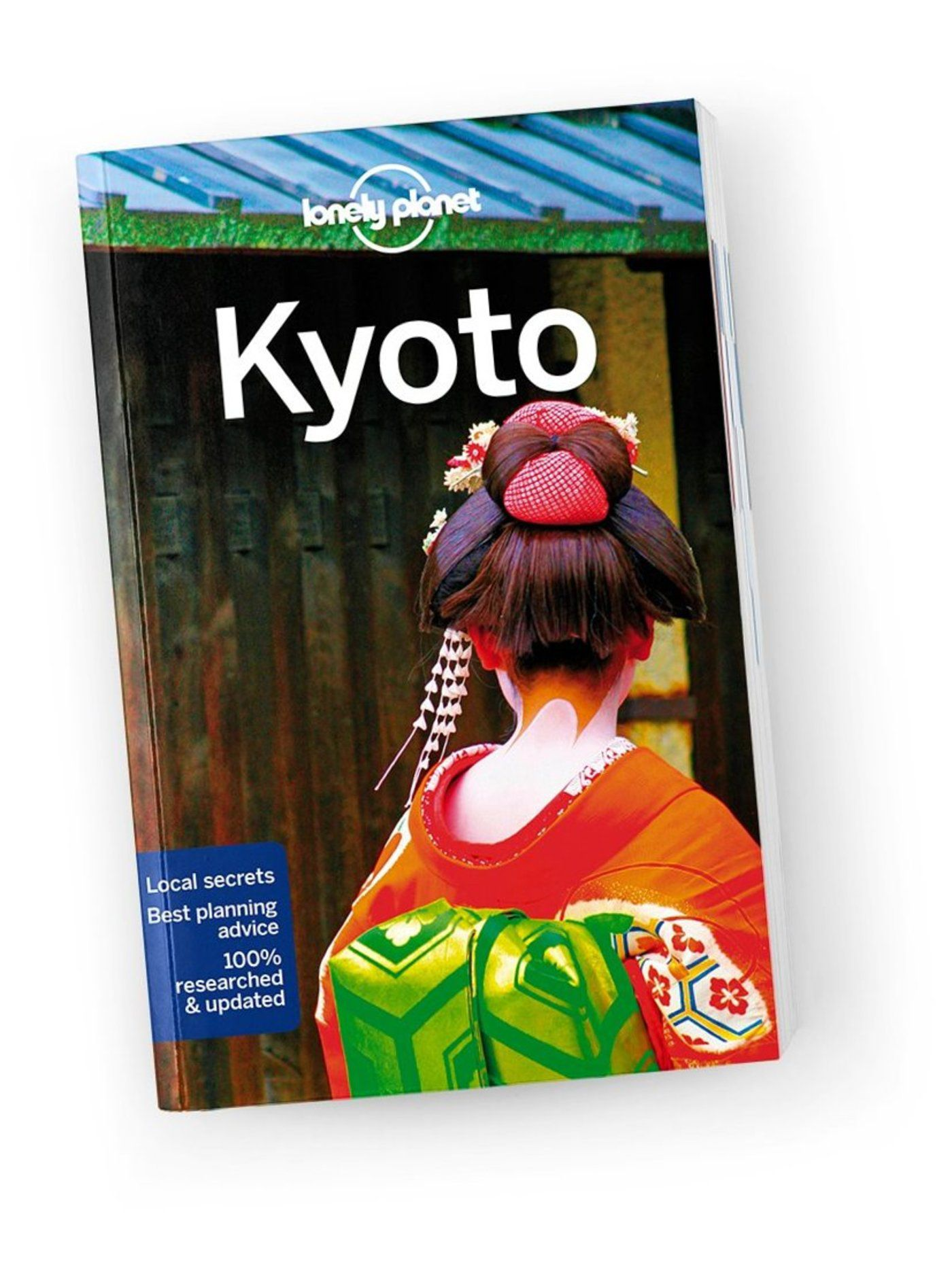 lonely planet guide to kyoto and osaka