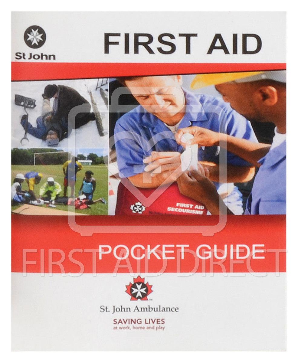st john ambulance participant guide