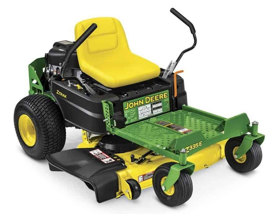 zero turn mower training guide