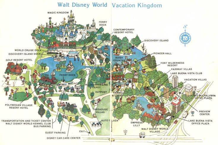 disney world orlando accommodation guide