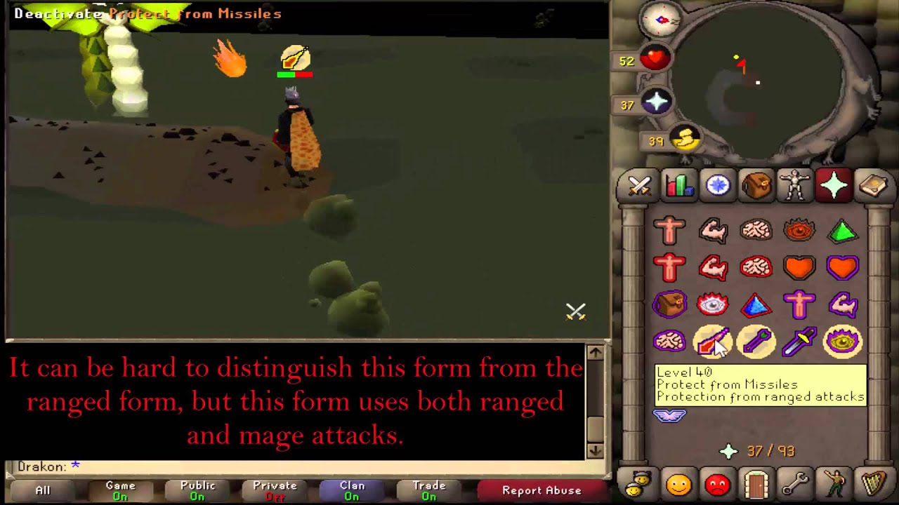 guide to get all greegrees osrs