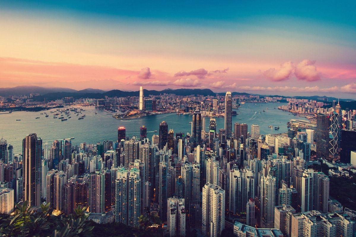 hong kong skyline travel guide