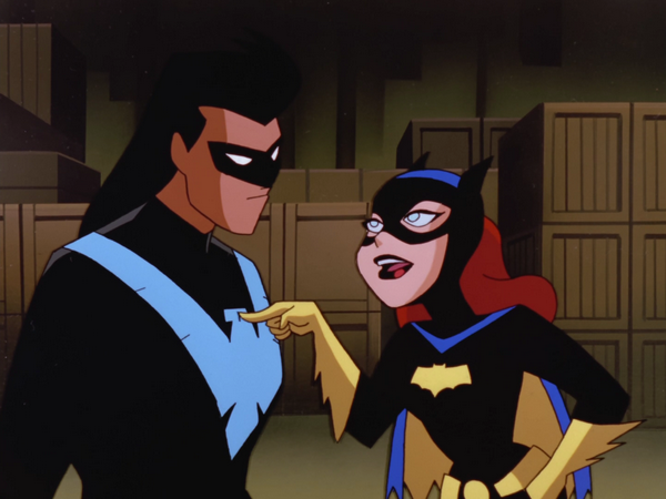 the new batman superman adventures episode guide