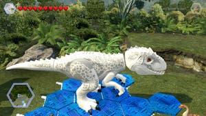 lego jurassic world achievement guide