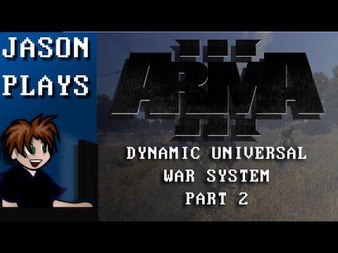 dynamic universal war system arma 3 guide