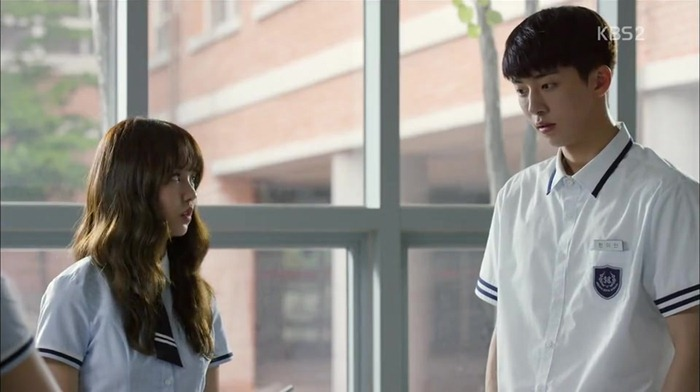 who are you school 2015 episode guide