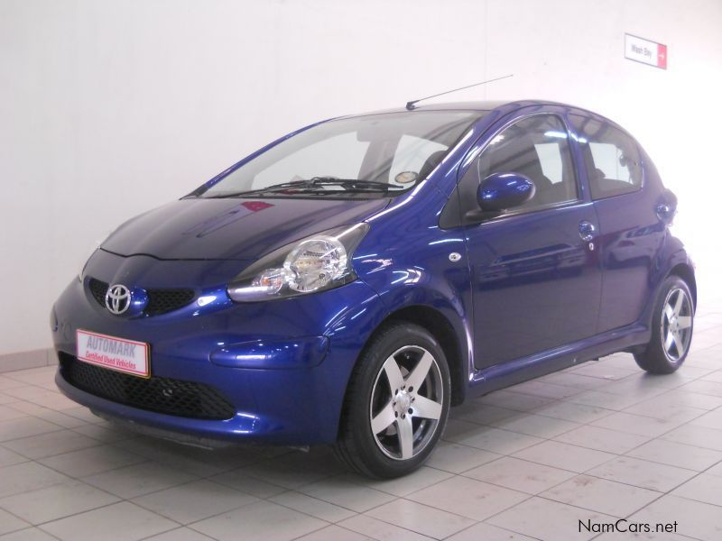 used toyota aygo price guide