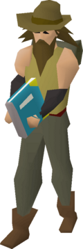 osrs crazy archaeologist ranged guide