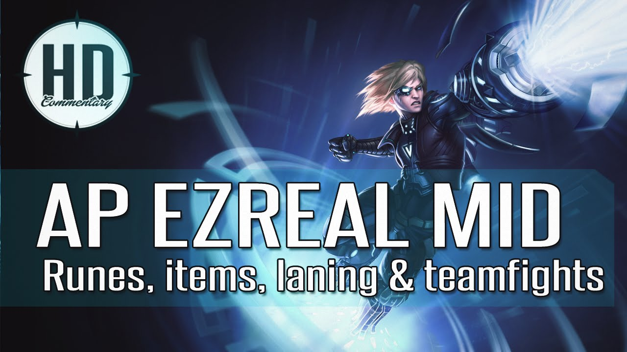 ap ezreal guide season 5