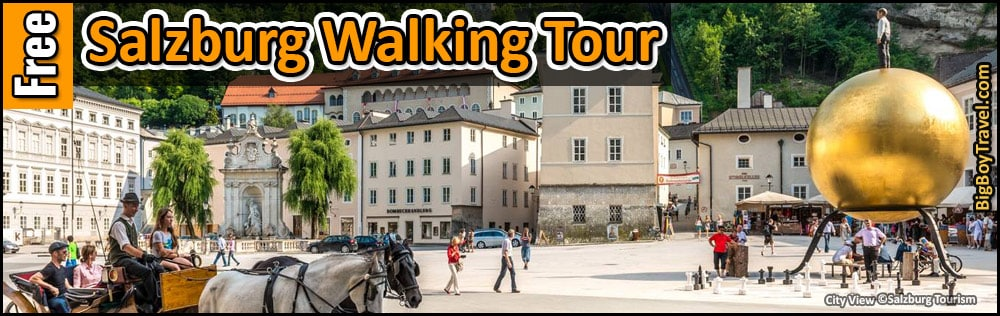free self guided walking tour salzburg