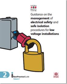 electrical safety first best practice guide 1