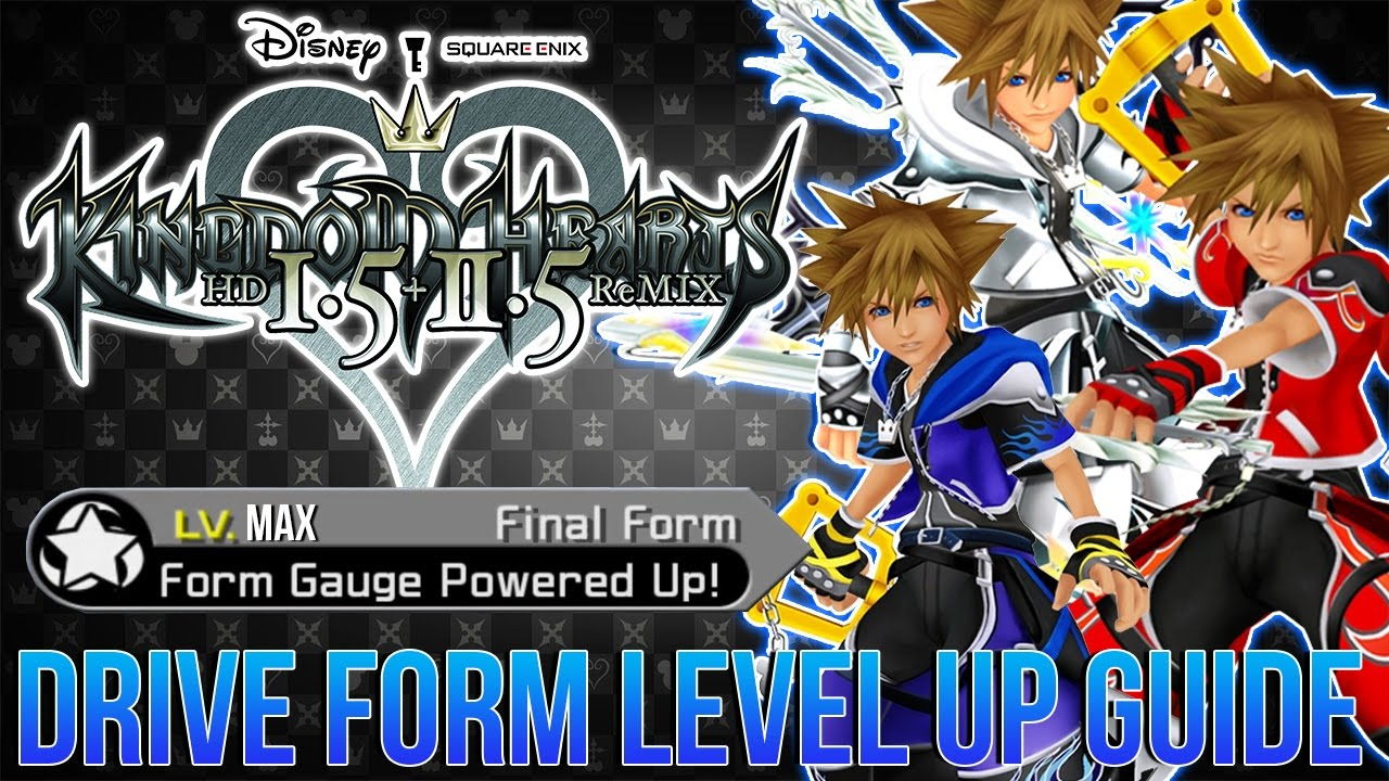 kingdom hearts 2 farming guide
