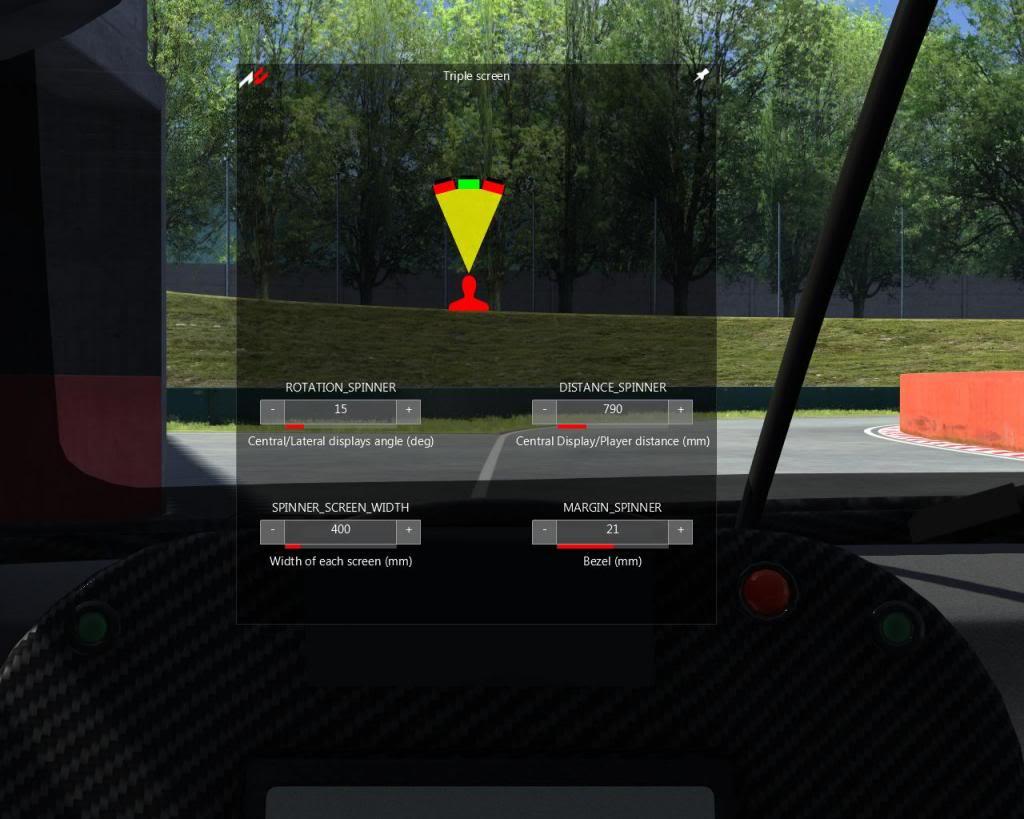 assetto corsa triple screen guide