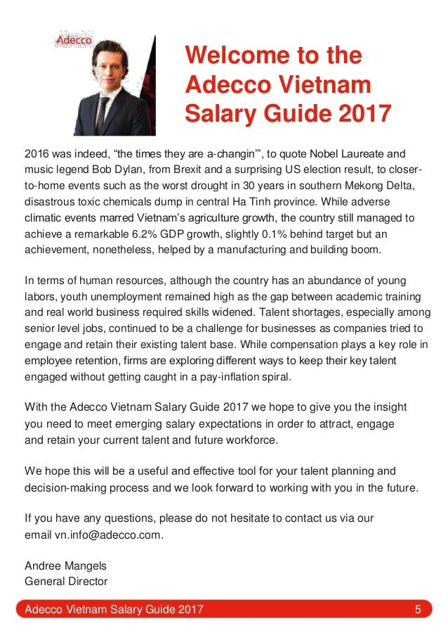 adecco salary guide 2017 pdf