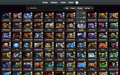 dota 2 hero guide apk