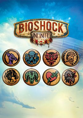 bioshock infinite guide to vigors
