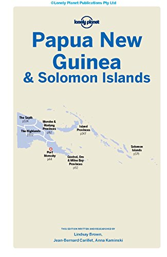 papua new guinea solomon islands travel guide