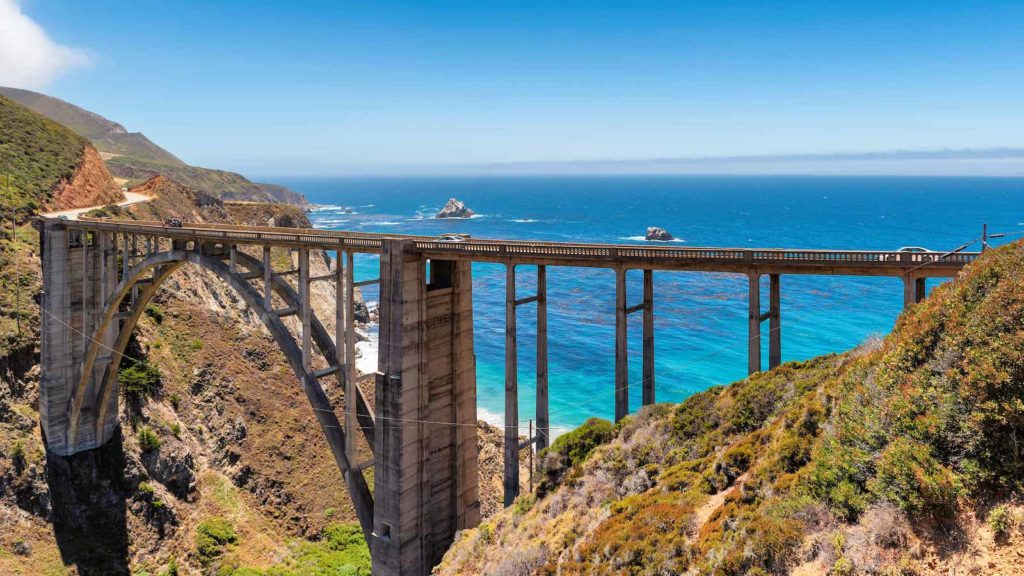 california state route 1 travel guide