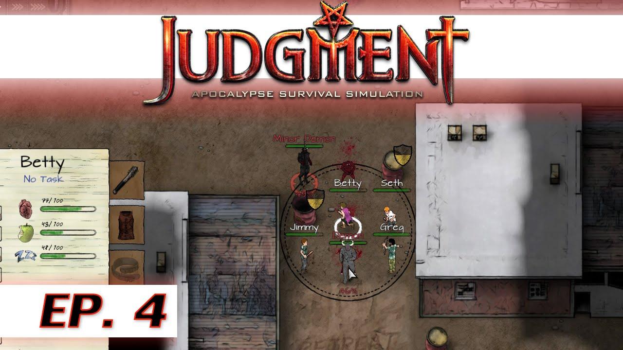 judgment apocalypse survival simulation guide