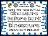 dinosaurs before dark study guide