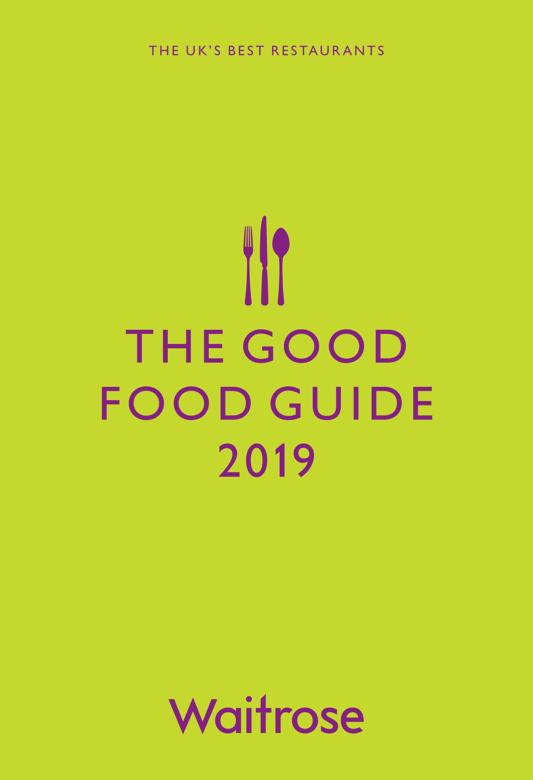 when will the 2018 good food guide be reliesed