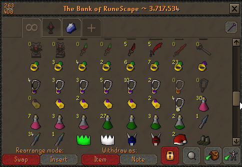 osrs pure guide mith gloves