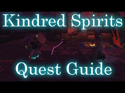 nature spirit runescape quest guide
