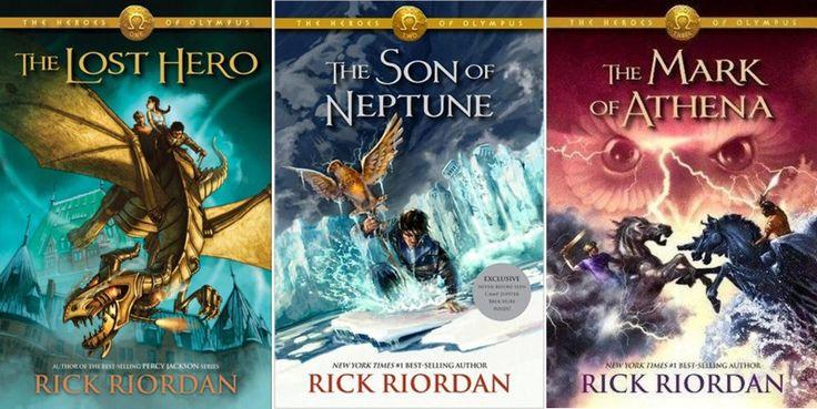 son of neptune story guide