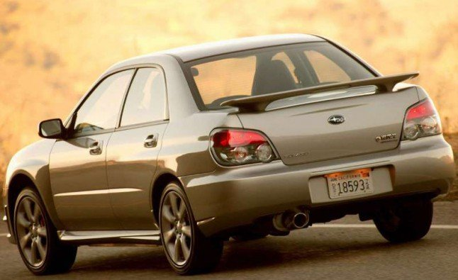 2006 wrx used cars guide
