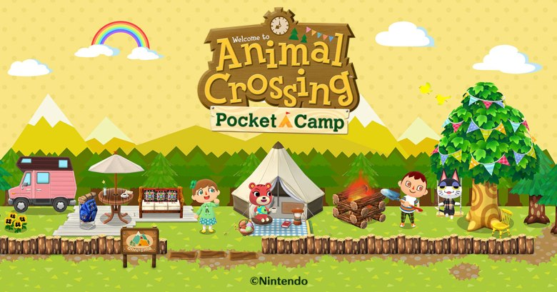 animal crossing pocket camp event guide