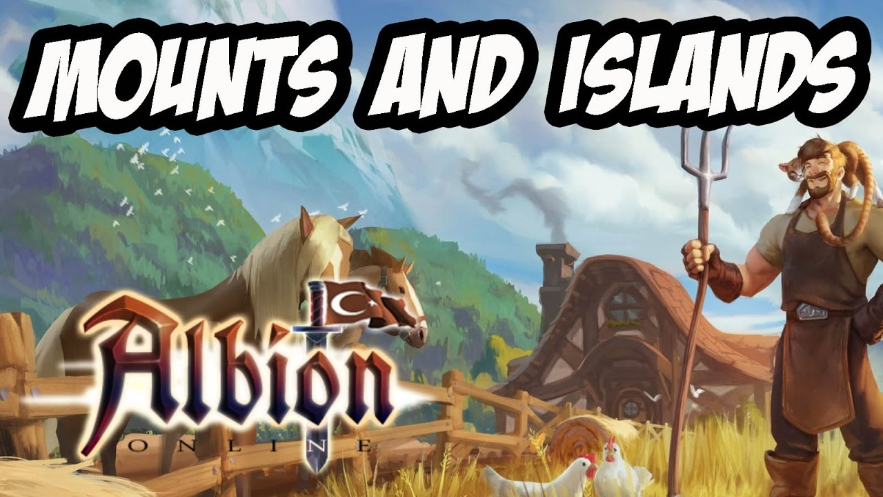 albion online beginners guide 2018