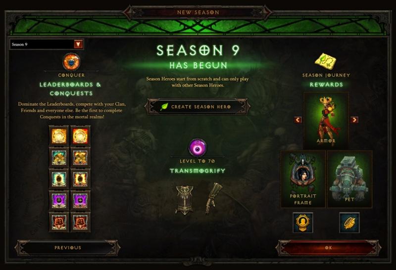 battlenet season 10 leveling guide