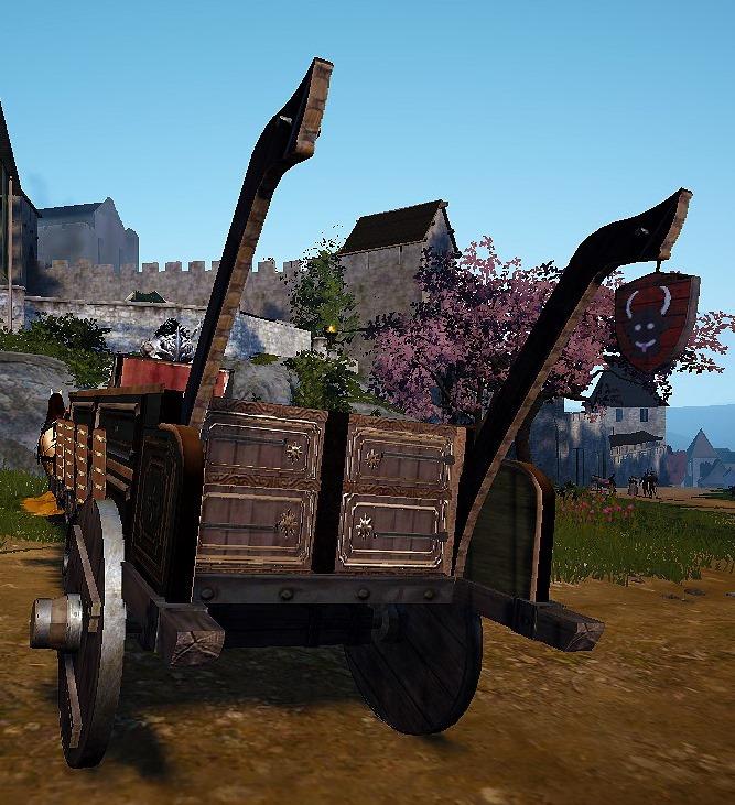 black desert merchant wagon guide