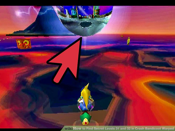 crash bandicoot warped colored gems guide