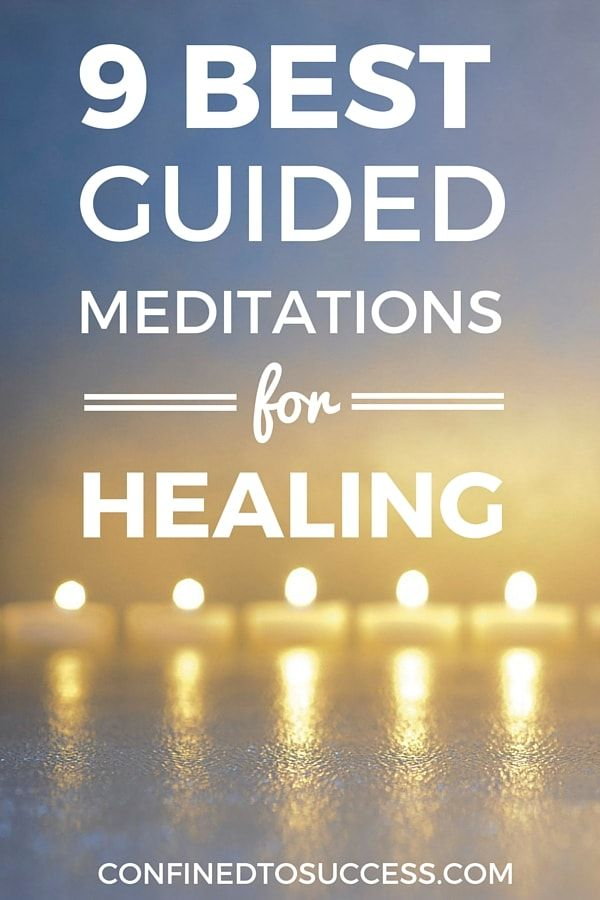 free guided meditation healing cells