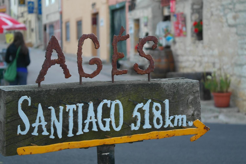 self guided walks camino santiago