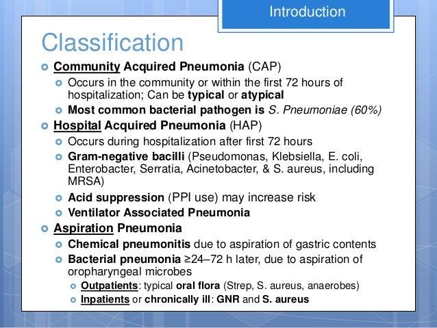 guides to treat community acquired strepecoccus pneumonia