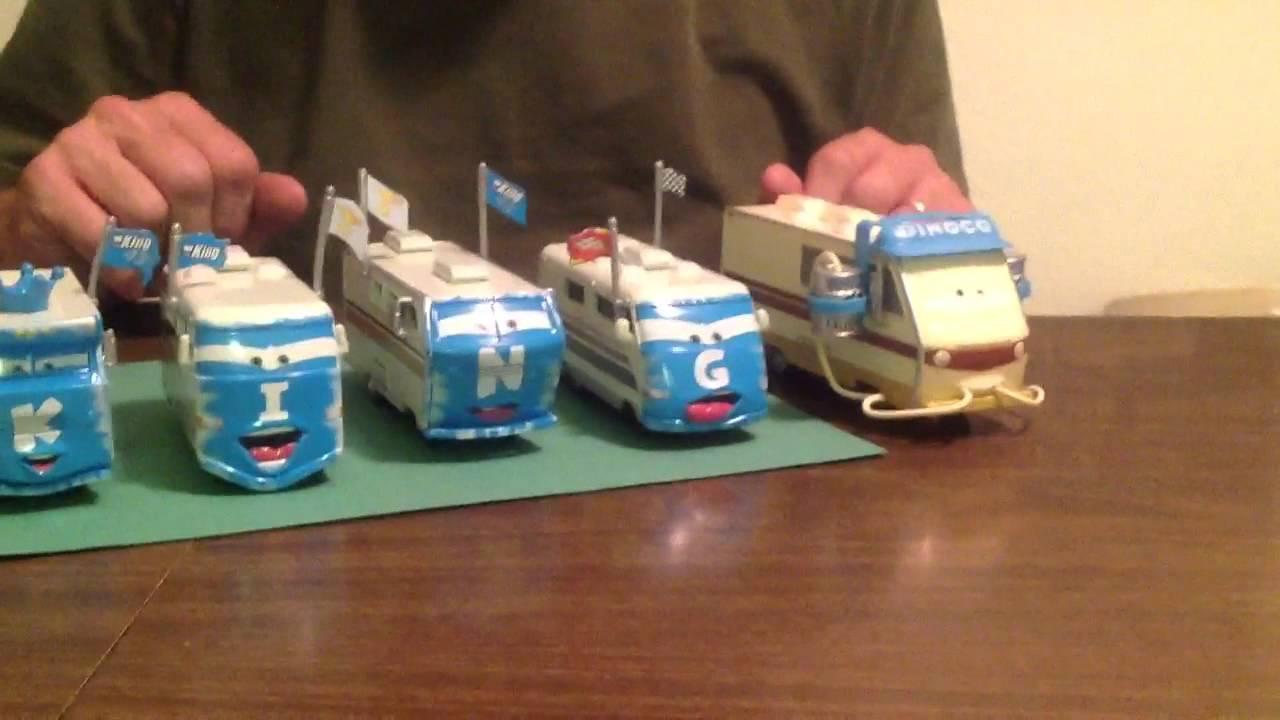disney cars 2010 collectors guide