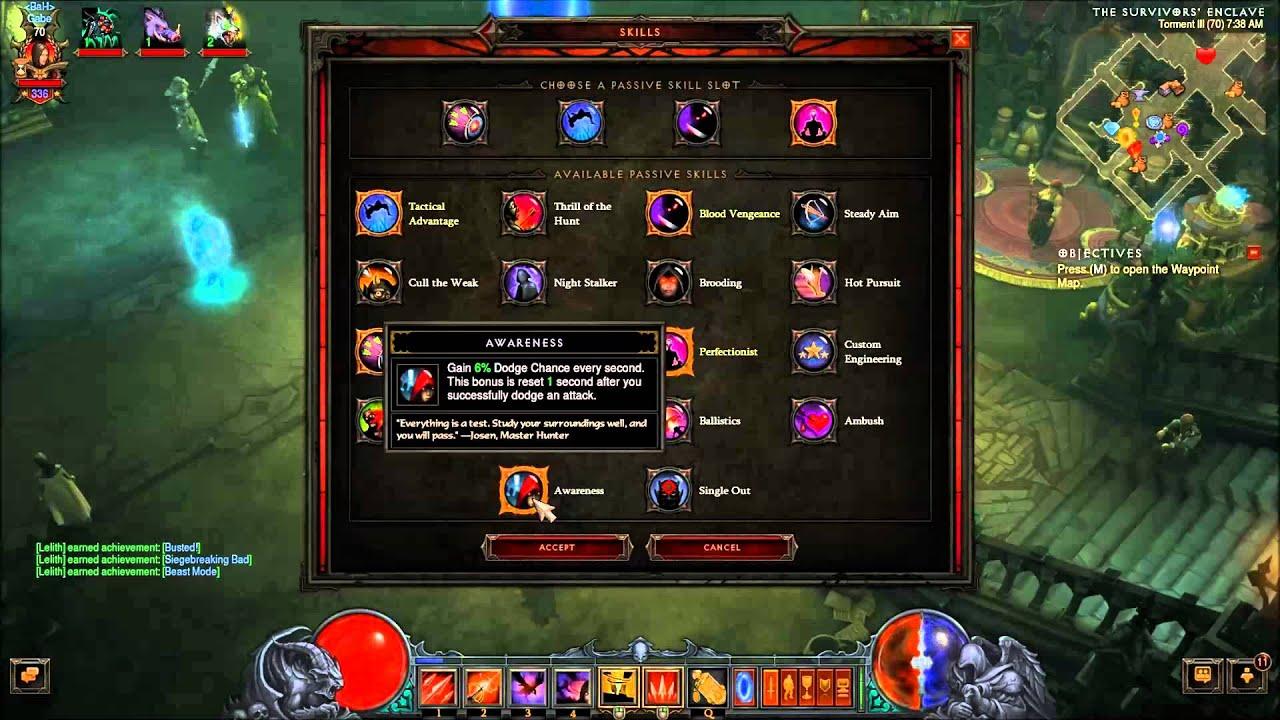 d3 solo demon hunter guide