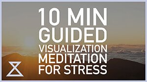 10 minutes guided meditation for morning
