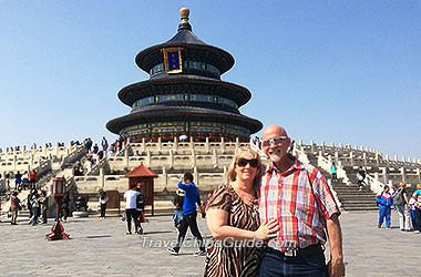 private tour guide beijing china