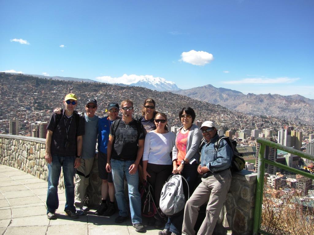 thomas the tour guide la paz