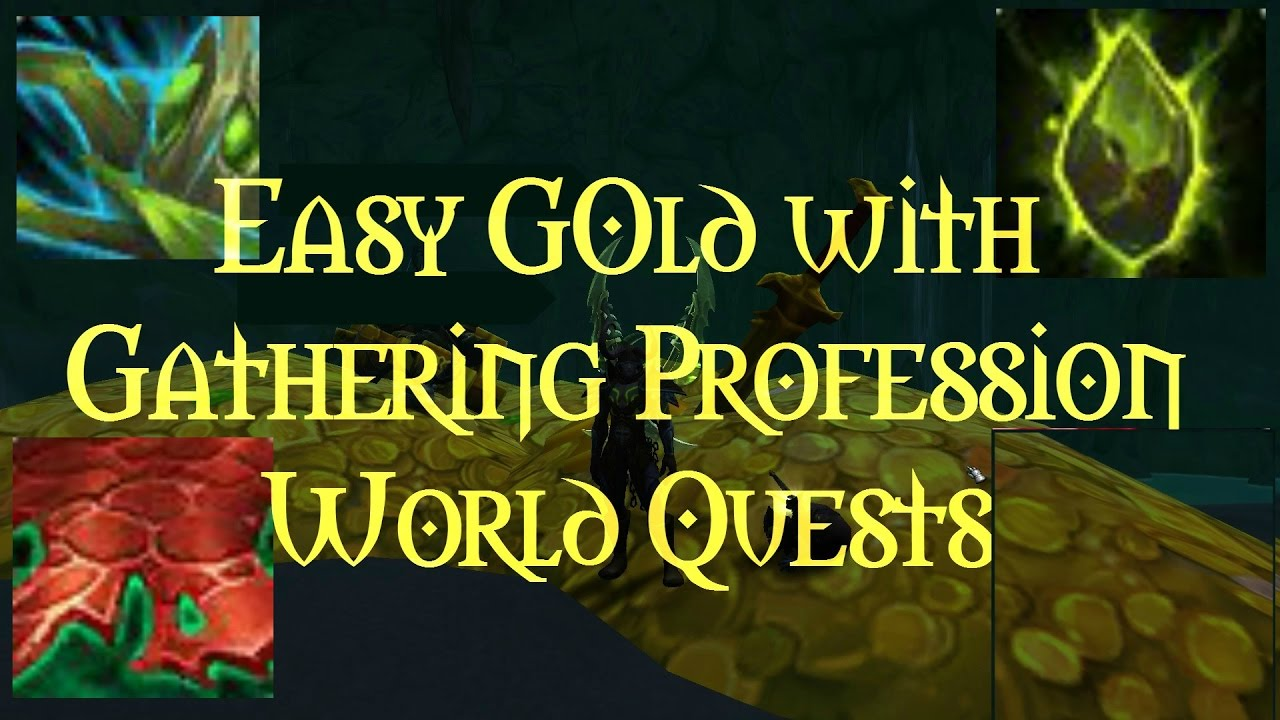 warcraft legion gold making guide