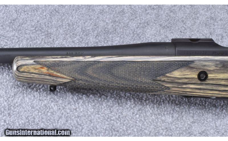 ruger guide gun 300 rcm