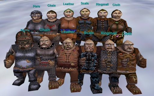 height guide dwarf elf halfling