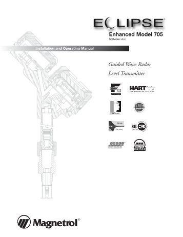guided wave radar level transmitter vega