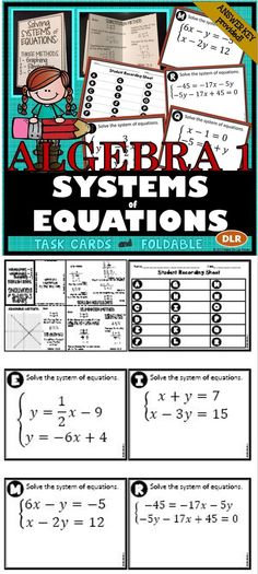 solving systems by elimination guided notes