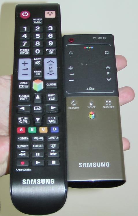 samsung tv remote button guide