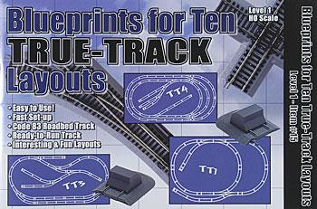 bachmann 99978 e-z model railroads planning guide and layout book