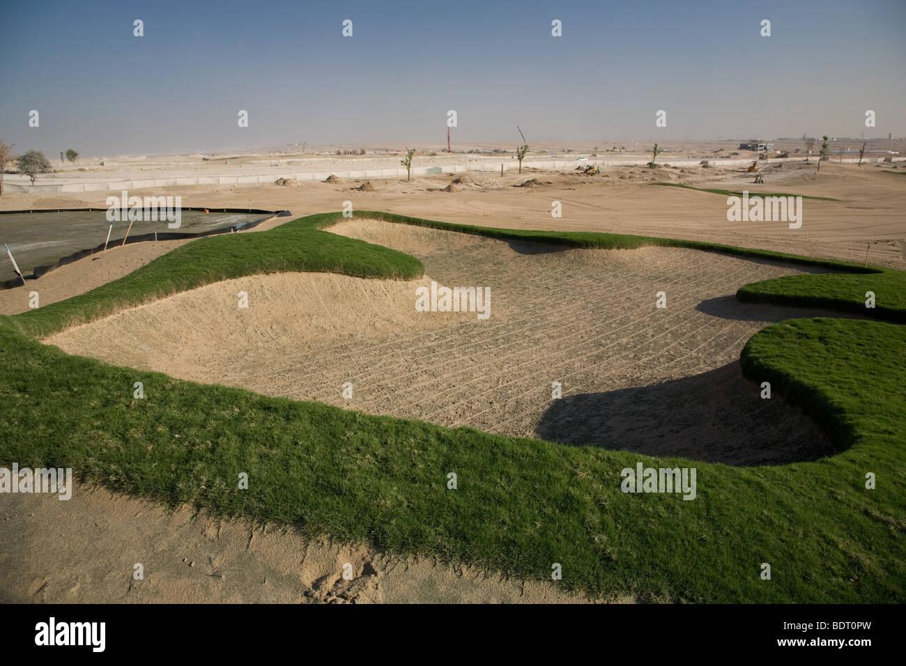 jumeirah golf estates course guide